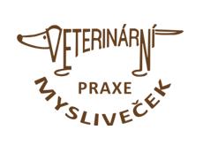 Veterinární praxe Mysliveček - logo